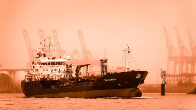 Piráti na dálku paralyzovali palubní počítač tankeru u New Yorku